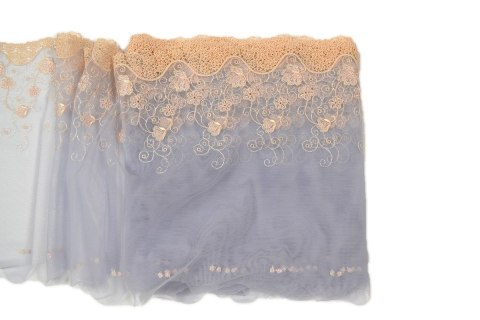 Stretch Embroidered lace