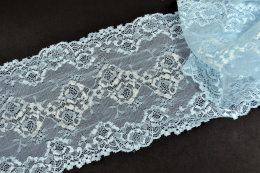 Cute blue lace
